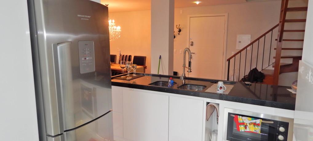 Cozinha e Solário